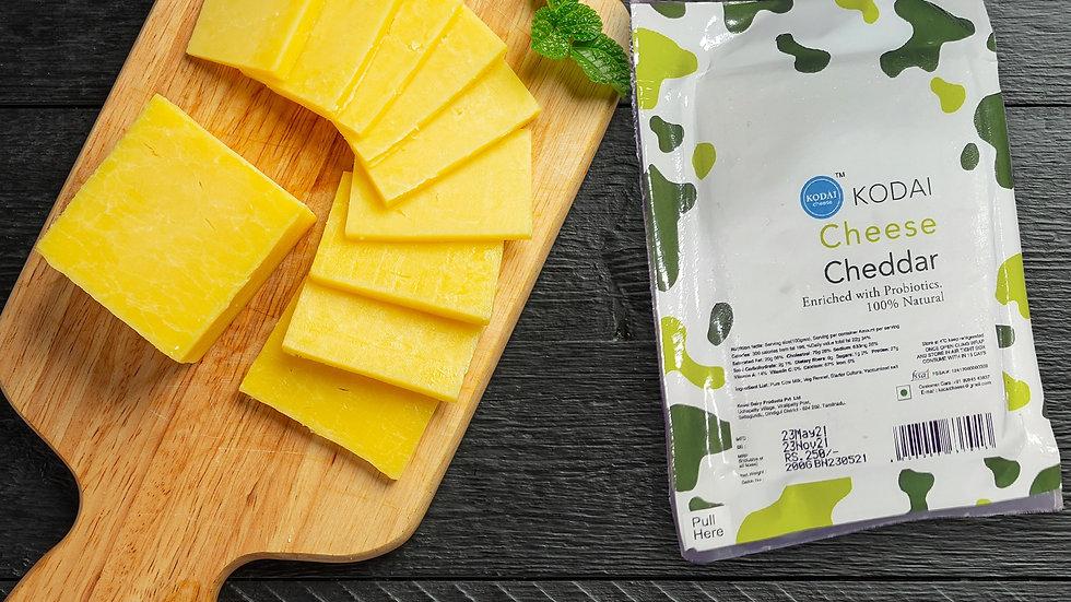 Kodai Cheddar Cheese