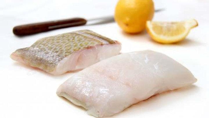 Norwegian Atlantic Cod fillet