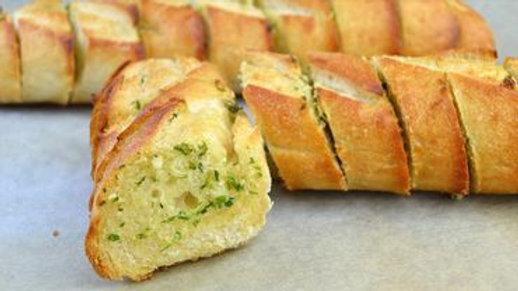 Cheese Garlic Bread Baguette