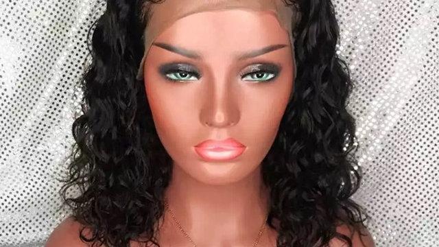 Deep weaves Brazilian Human hair