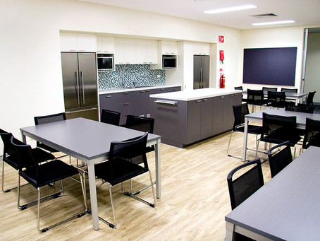 health care office fit-out