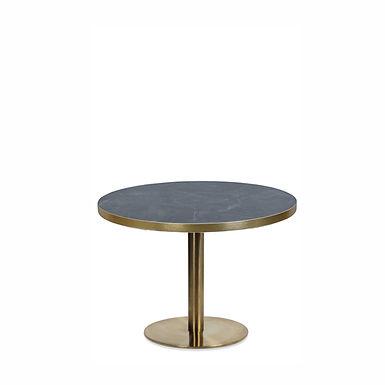 Metallic Disc Coffee Table