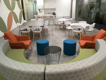 tropical fit-out in the heart of Cairns