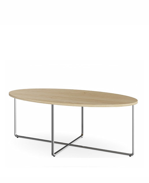 Willow Oval Coffee Table