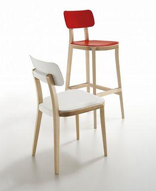 Porta Venezia Chair   Stool
