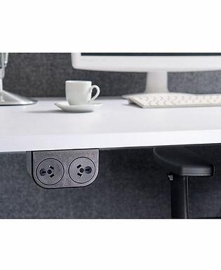 Phase under-desk power|data