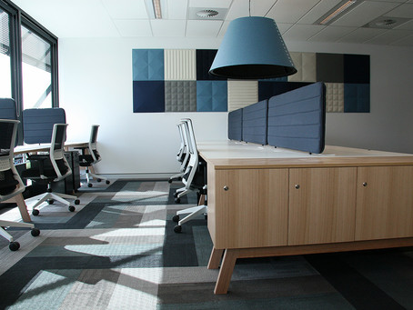 creative co-working space @ Gasworks precinct