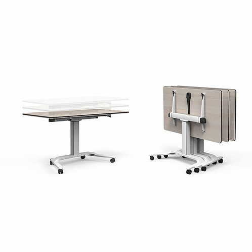 Talent 500 Folding AND Height Adjustable Table