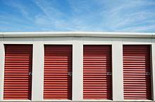 Self-Storage Units