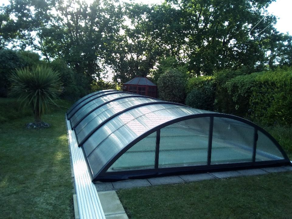 Pool Enclosure Fitting