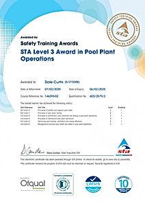STA Qualification