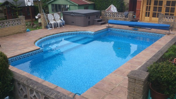 Pool Refurbishment completed