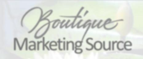 Boutique Marketing Source