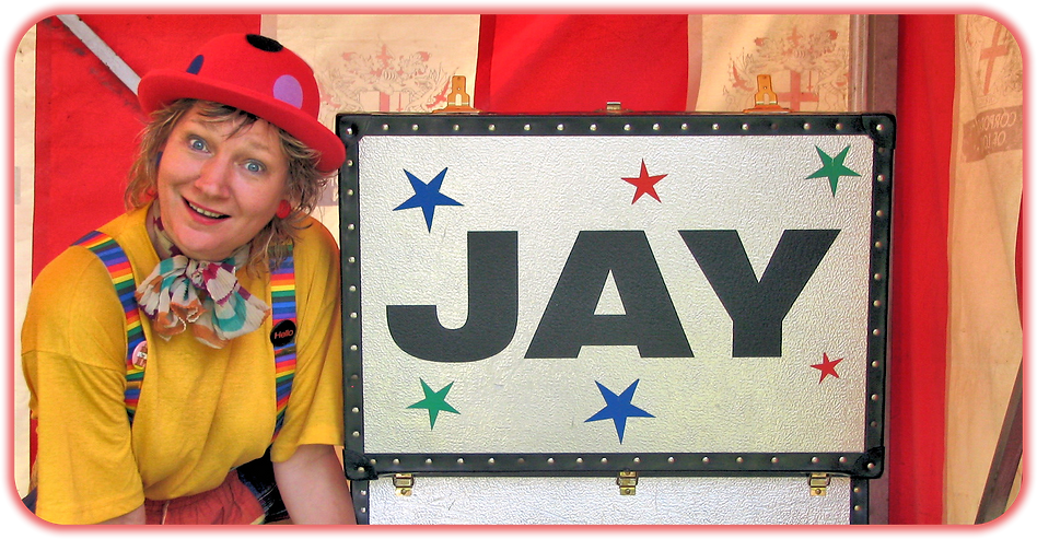 Professional Children's Entertainer Jay