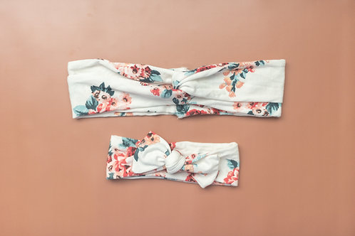 Mommy and Me Floral Headbands