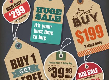 最低广告价格 Minimum Advertized Price