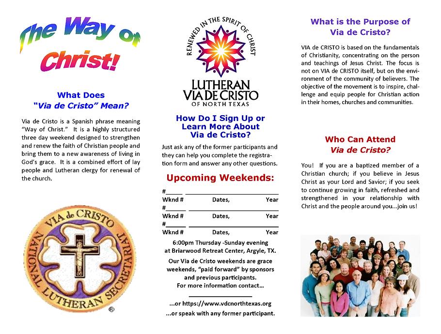 Via de Cristo Brochure (deg) 20201128_Pa