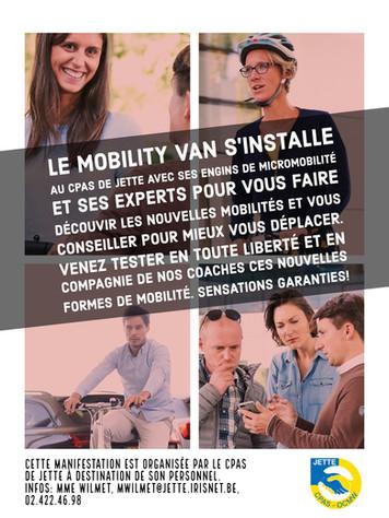 Flyer (verso) FR/NL
