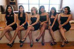 Renfral Wedding - Bridal Party