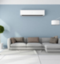 living room air conditioner split system