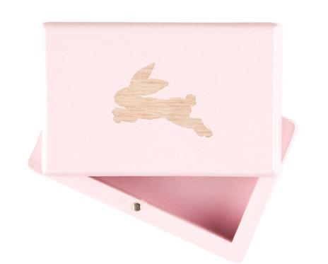 "KEEPSAKES BOX rose ""Hare"""