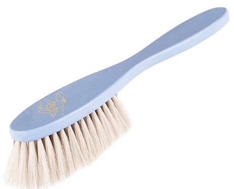"HAIRBRUSH BABY blue ""Girl"""