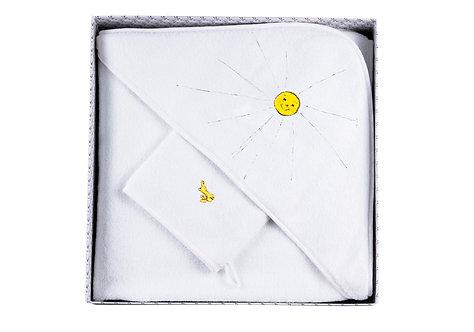 "BOX SUN 1-L-B 80x80 cm ""white"""