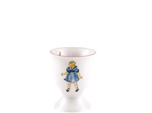 "EGG CUP ""Girl"""