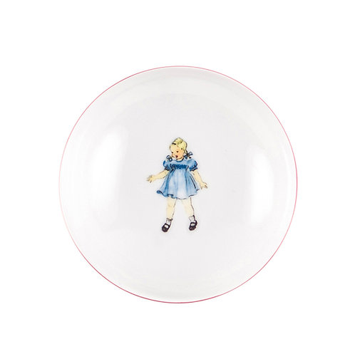 "MINI BOWL ""Girl"""