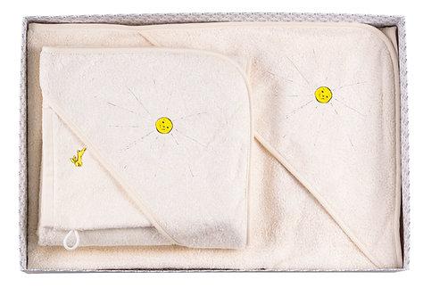 """BOX SUN 1-XL-B """"off white"""""""