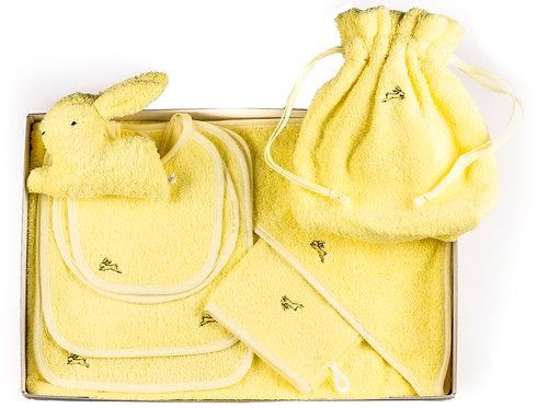 "GIFT SET 8 pcs ""yellow"""