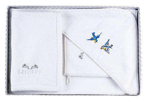 "BOX BIRD 5-XL-B ""white"""
