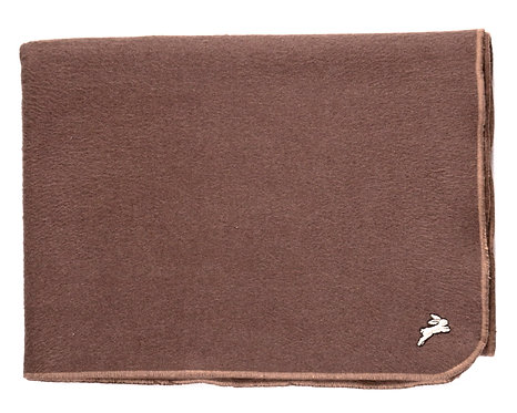 """BAMBOO BLANKET """"brown"""""""