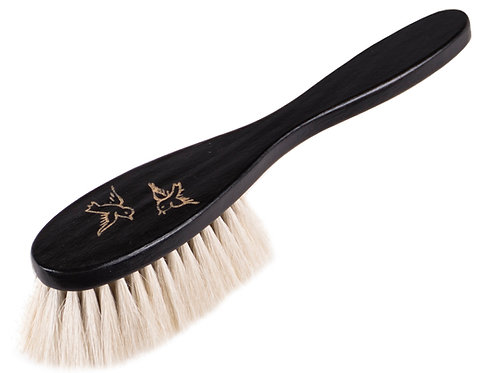 "HAIRBRUSH BABY black ""Bird"""