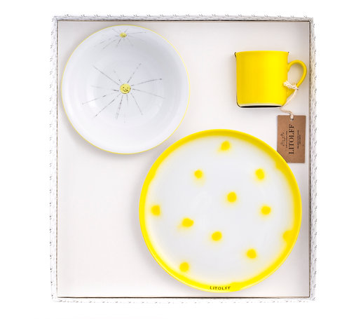 "DOTS 1-L-T ""Sun"" yellow"