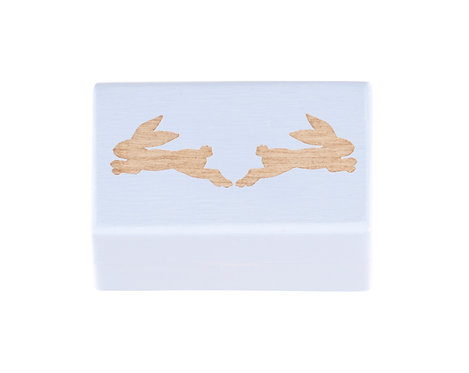 KEEPSAKES BOX  two full Hare