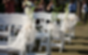 wedding ceremony - white americana chairs