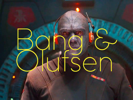 UNSOLICITED: Bang and Olufsen
