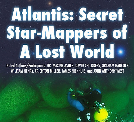 """ATLANTIS: SECRET STAR MAPPERS OF A LOST WORLD"""