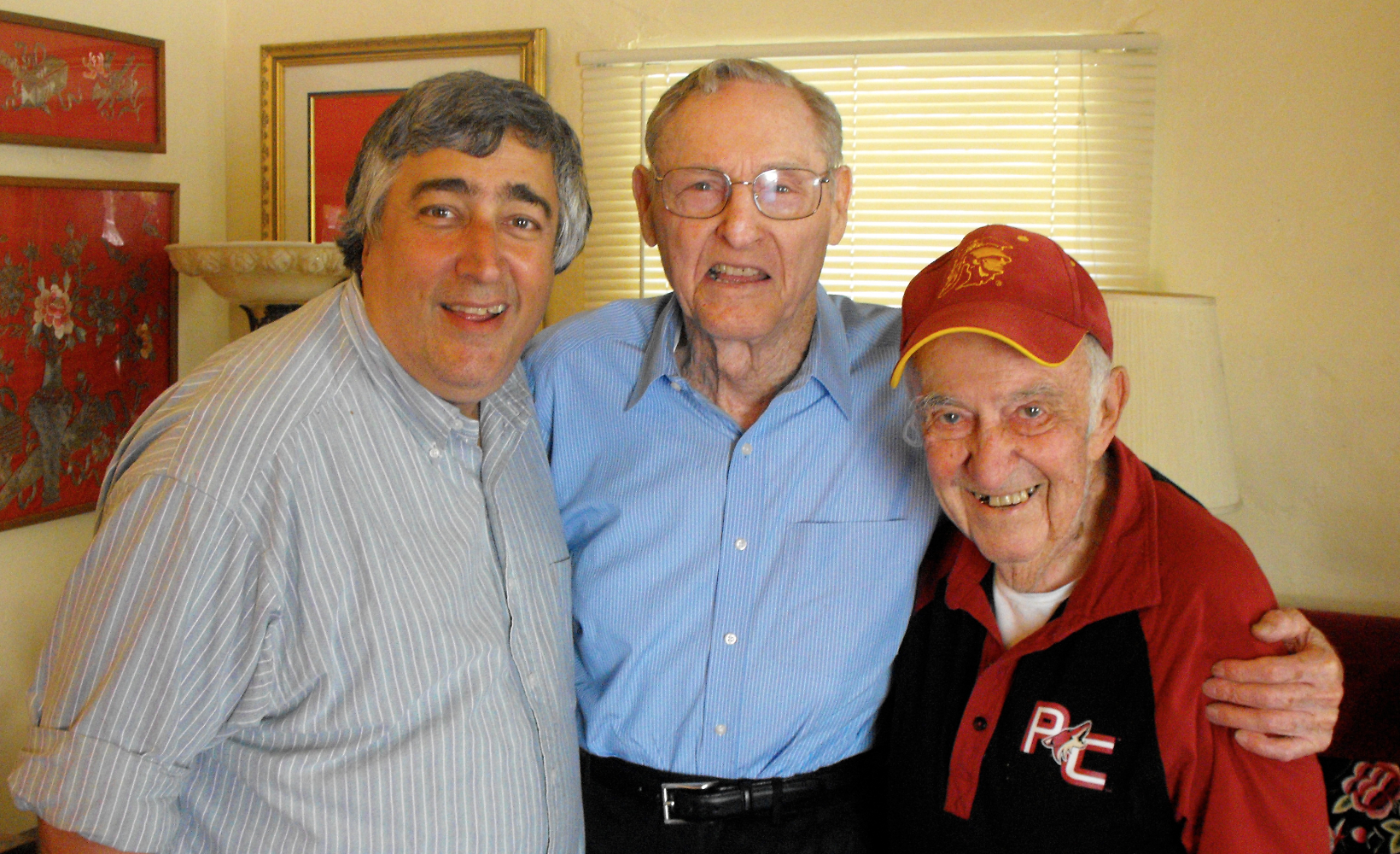 Elliott, Bill Sharman & Dennis Murphy