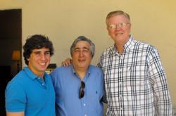 Elliott, Keith Erickson & crew