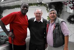 Elliott, Jim McMillian & Bill Sharman