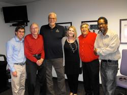 Elliott, Phil Jackson & crew