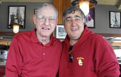 Elliott & Bill Sharman