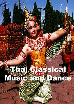 THAI MUSIC & DANCING