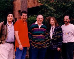 Elliott, Alan Bean & group