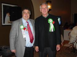 Elliott & LA Mayor Jim Hahn