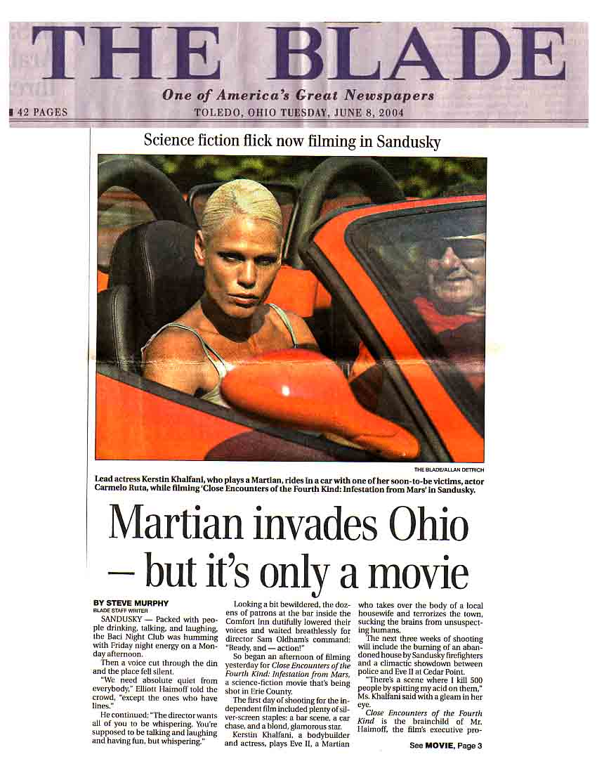 The Toledo Blade 6-8-04 - Page 1