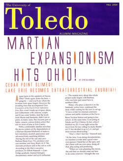 UT Alumni Mag. Fall '04 - Page 1