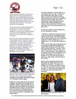 Roller Hockey article - Page 2